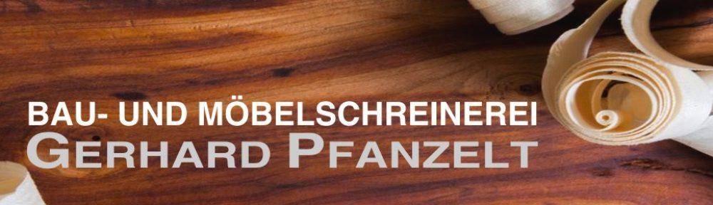 Bau- und Möbelschreinerei Pfanzelt